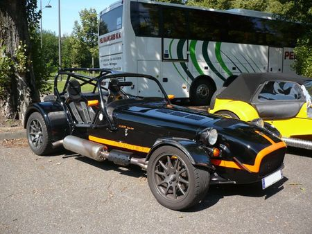 CATERHAM Seven CSR 260 Super Light Strasbourg - PMC (1)