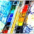 Palette de couleurs...