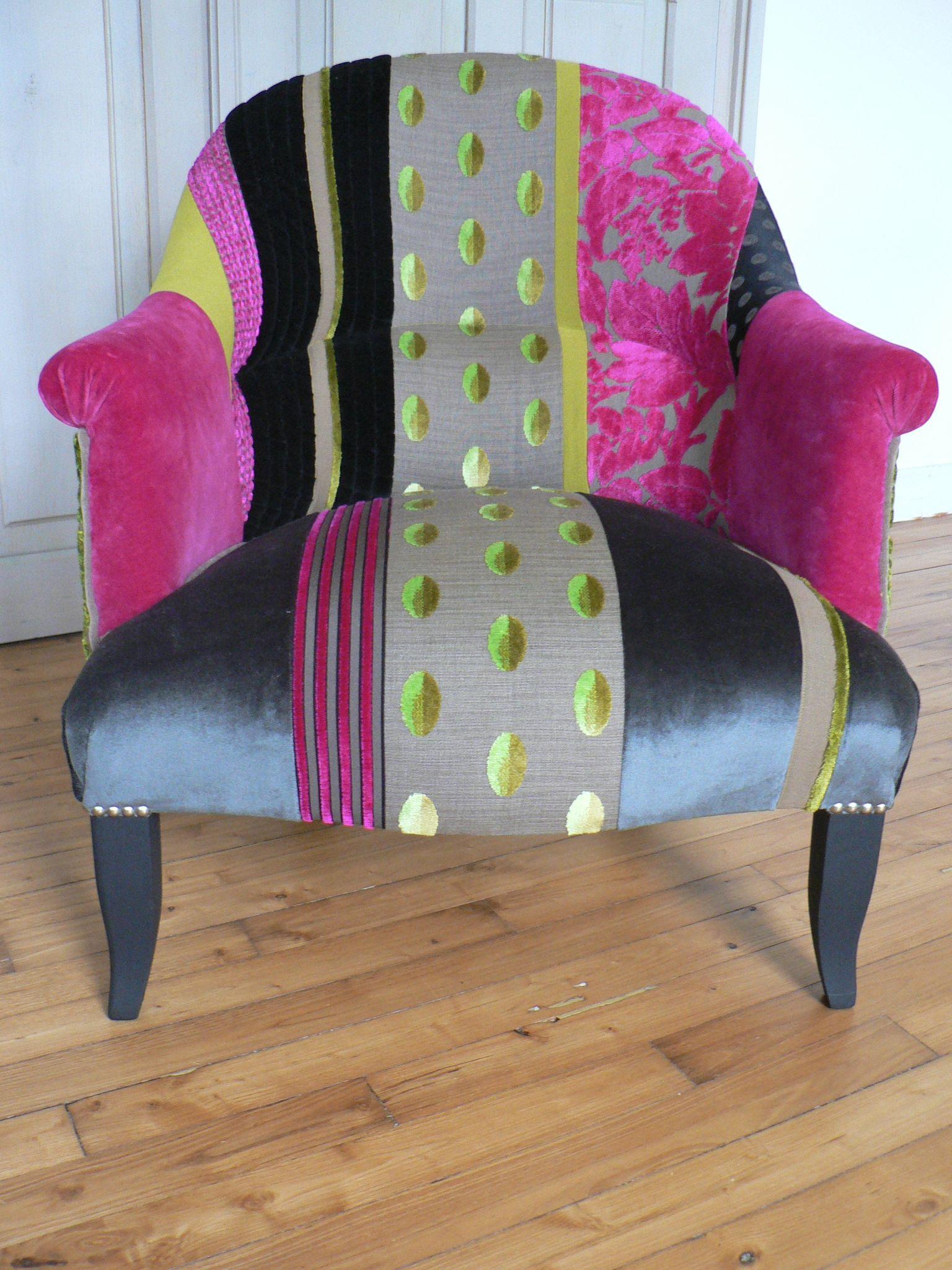 crapaud photo de cr ations vendues c t si ges tapissier brest restauration ameublement. Black Bedroom Furniture Sets. Home Design Ideas