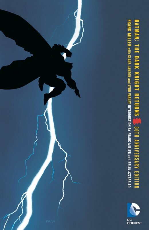 batman the dark knight returns 30th anniversary edition TP