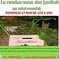 le rendez-vous des jardiniers 2013