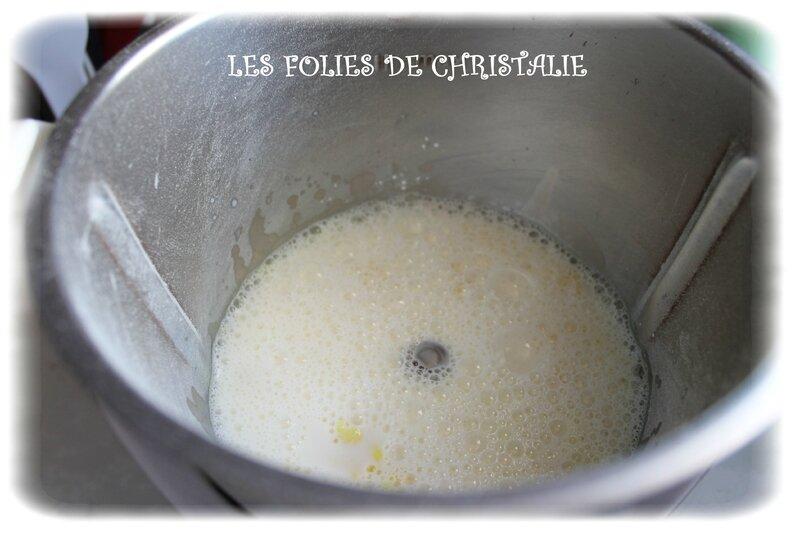 Crèmes bananes 4