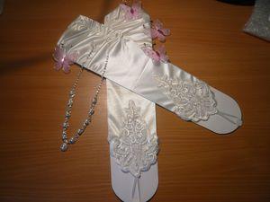 gants ivoire dentelle main 2