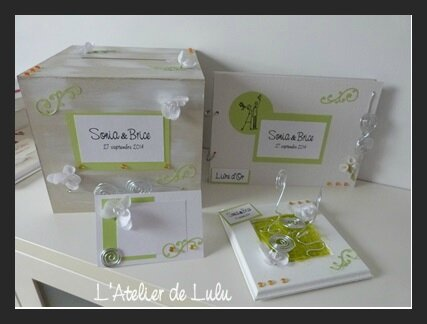 decoration mariage originale