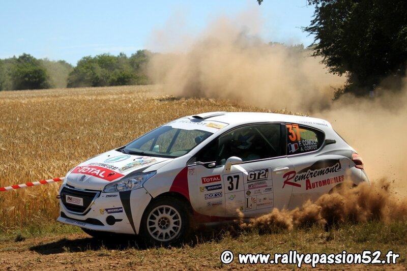 208 Rally Cup : 26-27-28 juin 2015 / Rallye Terre de Langres Haute-Marne (3/7)