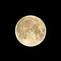 Salutation à la lune :