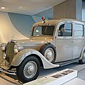 MERCEDES BENZ 320 W142 ambulance 1937 Stuttgart (1)