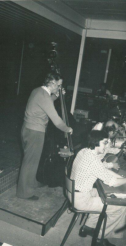 A.Maioli, fondateur du Festival était aussi un jazzman