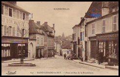 Saint Gerand le Puy