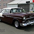 Chevrolet bel air 2door sedan-1955