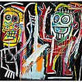 Christie's to offer one of Jean-Michel Basquiat's most accomplished paintings