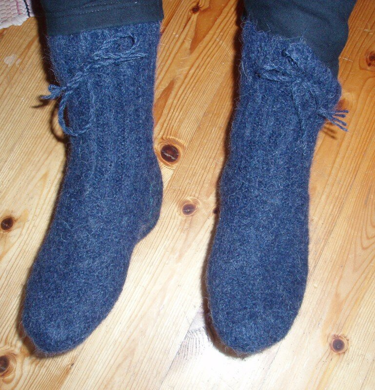 Chaussettes de nuit 2