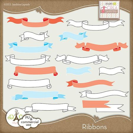 bisontine_ribbons