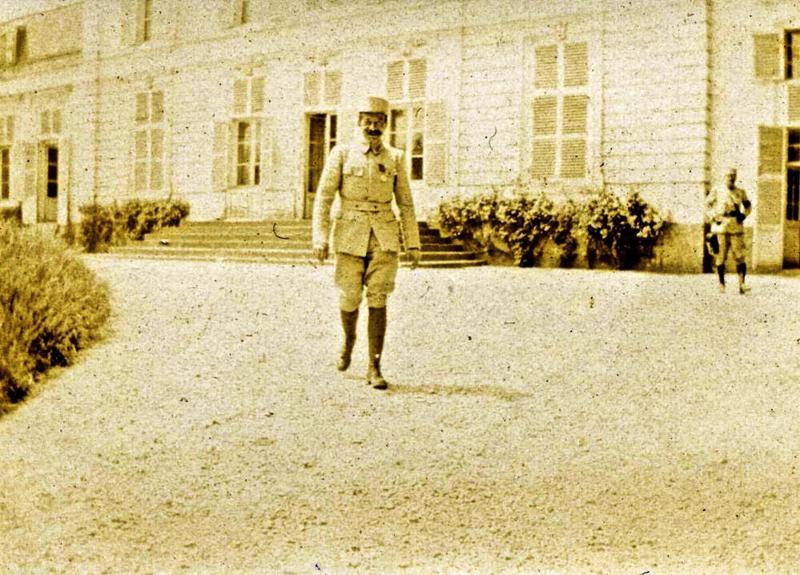 11 10 1918 Général Camille Biesse