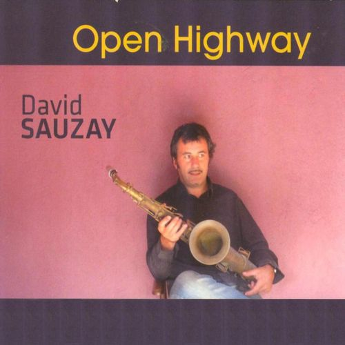 David Sauzay - 2011 - Open Highway (Black & Blue)