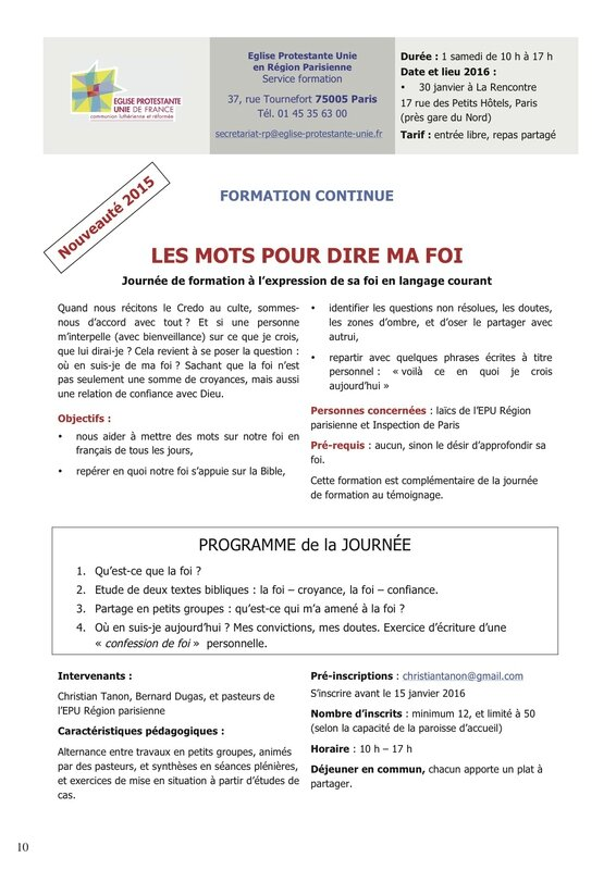 Formations EPU-RP 2015-2016-MOTS