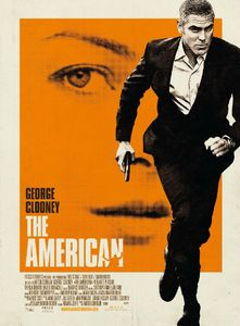 The-American-Affiche-France