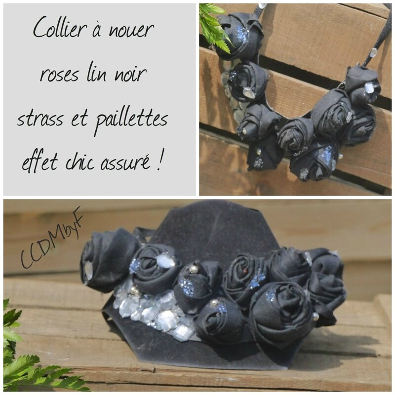 Collier roses1