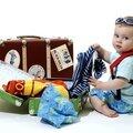 10 bonnes raisons de voyager avec bebe