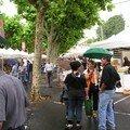 Européennes du Gout 2007 Aurillac - le marché_1