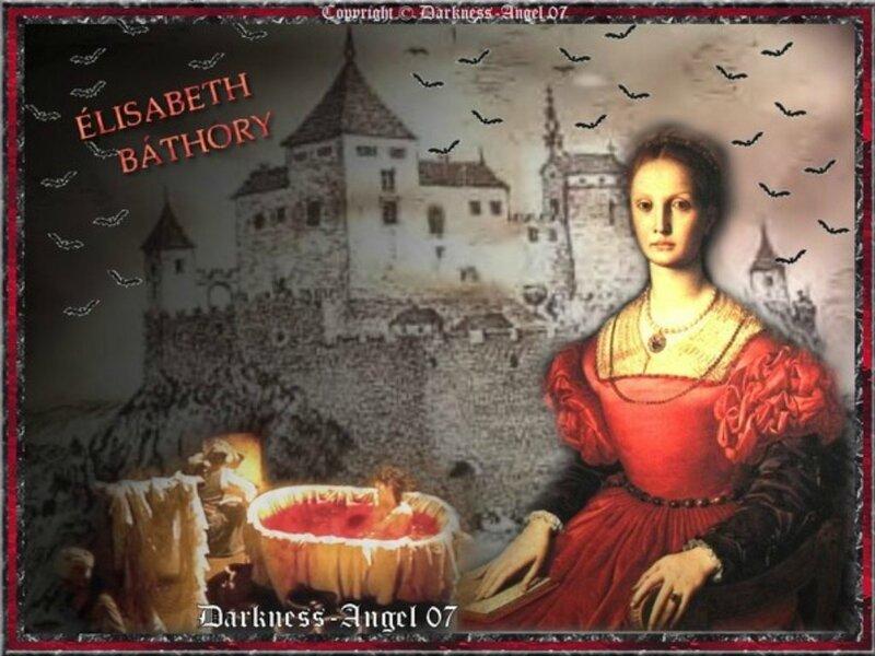ELISABETH BATHORY DARK