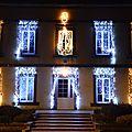 Les illuminations dans notre commune (12/2015)
