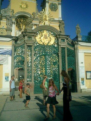 façade de Swieta Lipka