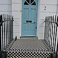 Londres - de pimlico à kensington gardens