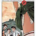 Journal dessiné Les Rues de Lyon #7 - La Fanny