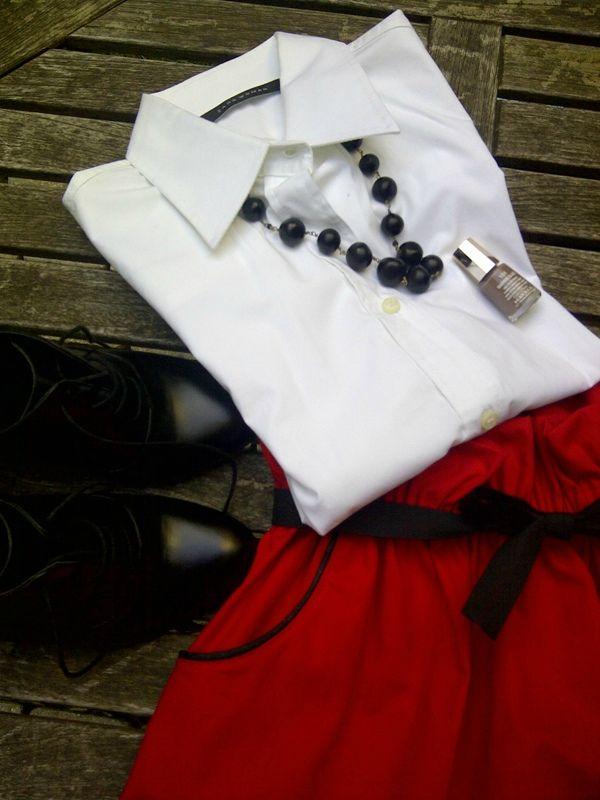 La Jupe Taille Haute de La Poule (2)