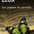Les joyaux du paradis, donna leon