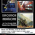 Exposition interregionale des art graphiques et plastiques