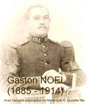 NOEL Gaston