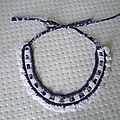 Collier au crochet , 2è édition!