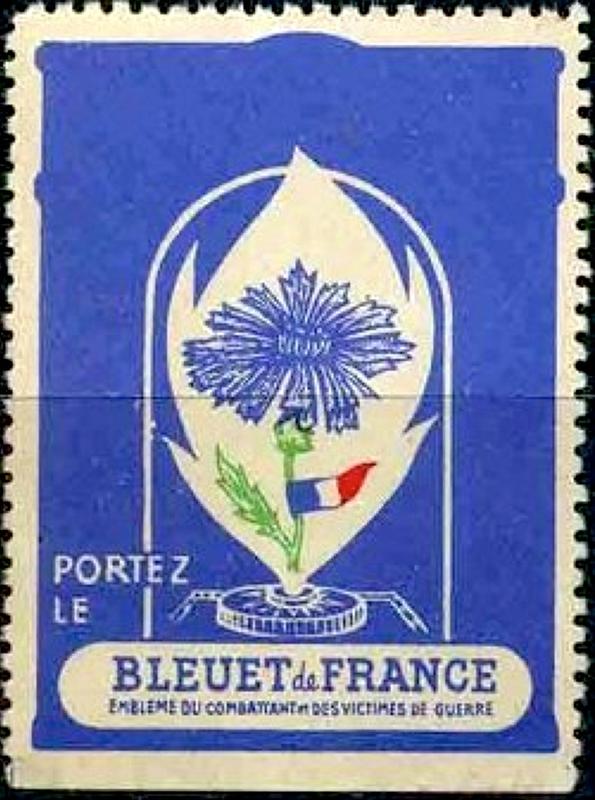 Timbre_publicitaire_Bleuet_de_France