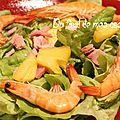Salade de théo