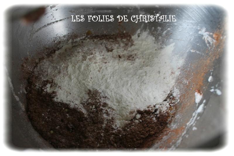 Gâteau magique chocrises 7