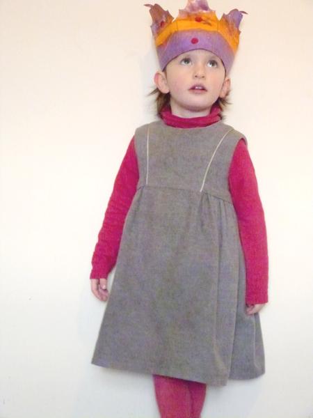 robe colombine