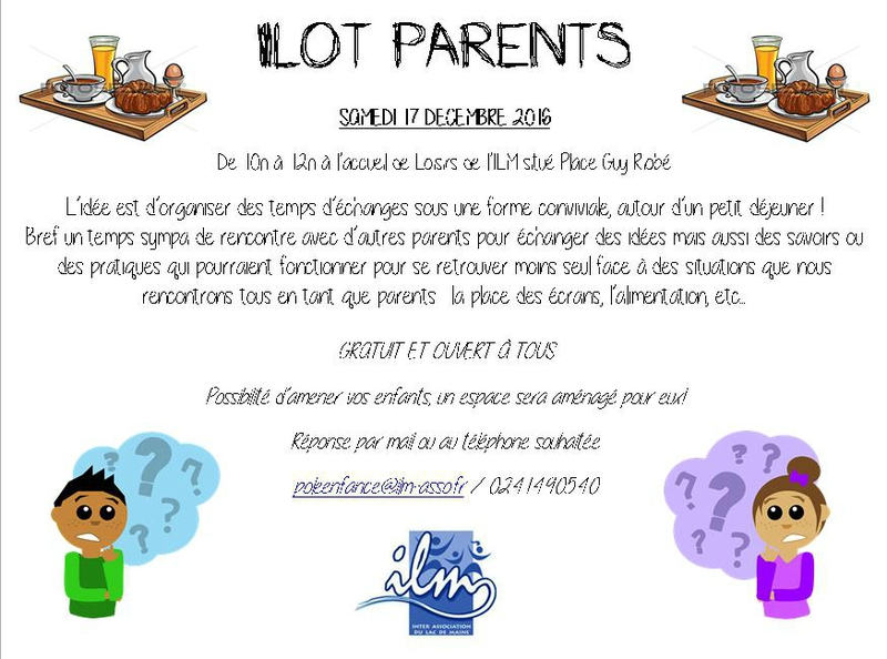 ILOT PARENTS