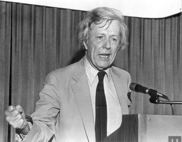 Michael Harrington 1986