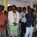 L'antenne parlementaire du depute jeanny marc inauguree le 01 septembre 2007