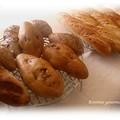Baguettes et pains