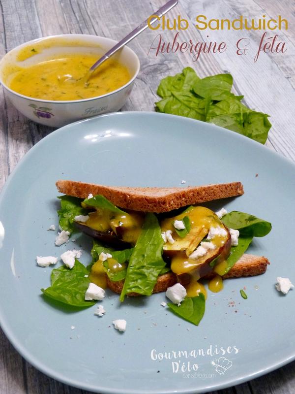 Sandwich aubergine épinard (slowly) (12)