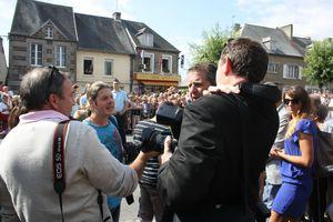 Thierry Olive et Annie, les stars de l'Amour est dans le Pré 2012 photographes