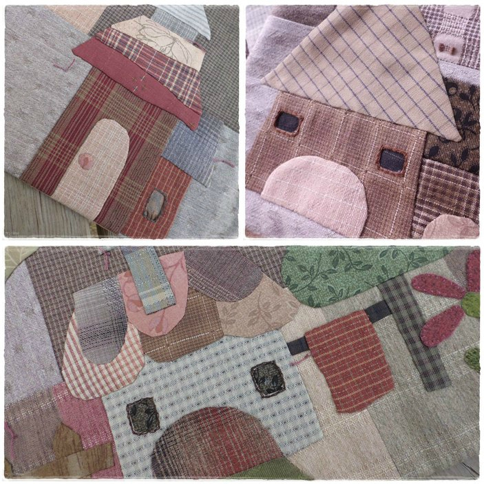 Plaid houses 5