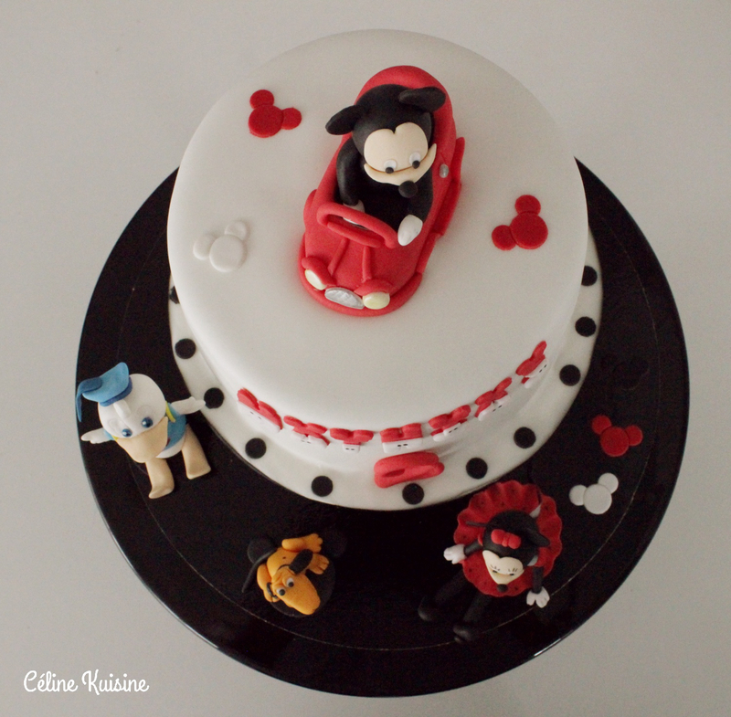 gateau mickey3
