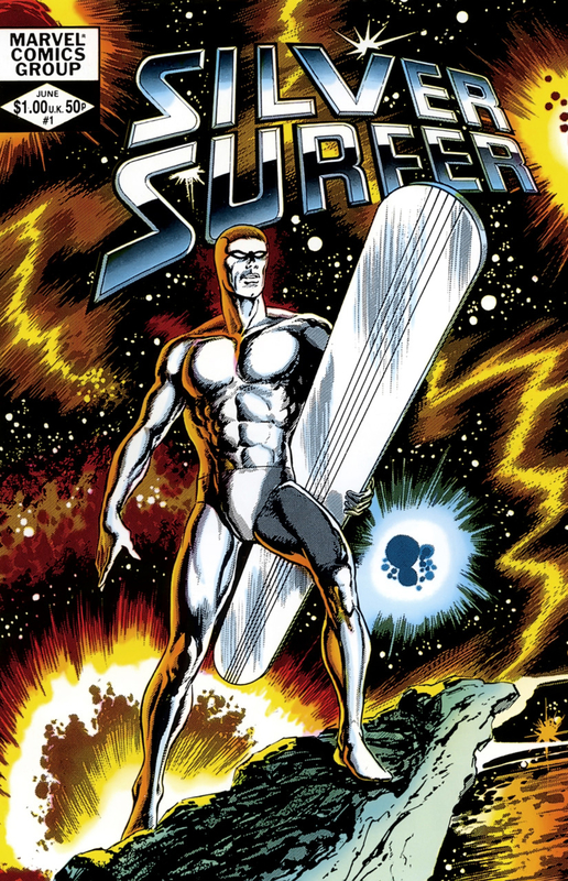silver surfer 1982 01 escape to terror one shot