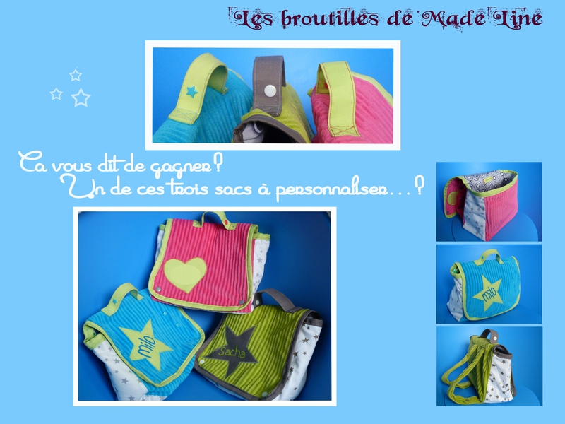 concours sac