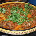 Déguster un tajine de keftas et rêver des vacances marocaines