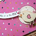 Birds, love, pink, colors everywhere, une seconde page pour sokaï -et une carte !